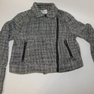 NWOT Cupcakes and Cashmere Sweater Coat XS